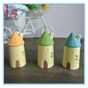 Hot Sale Custmized Resin Home Decoration House Fridge Magnets pictures & photos