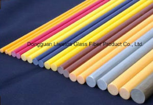 Aging Resistence Fiberglass, GRP&FRP Solid Bar/Rods pictures & photos
