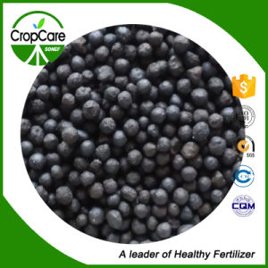 Manufacturers Granular Humic Acid Organic Fertilizer in China pictures & photos
