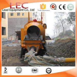 Ljbt40 P1 Hot Sale Mobile Remote Control Concrete Mixer Pump pictures & photos