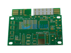 6 Layer Rigid Green Impedance Control PCB