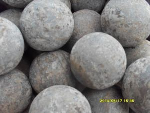 Forged Grinding Media, 65mn, B2 Material Dia70mm HRC60-65 pictures & photos