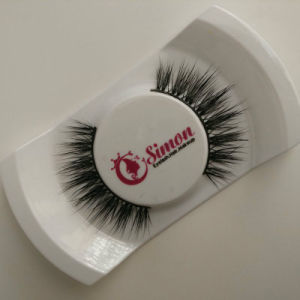False Eyelashes Handmade Natural Mink Fur Eyelashes Soft Eye Lash pictures & photos