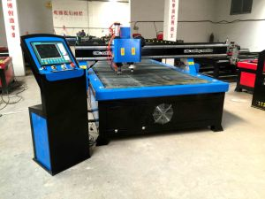 Rhino Industrial Water Table Multi-Head Straight Strip Cutting Machine pictures & photos