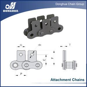 DIN 08b-1 X 10FT W/M1 Att. EV. 2ND Link Chain pictures & photos