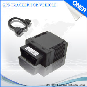 High Quality Stable OBD GPS Tracker with OBD Interface pictures & photos