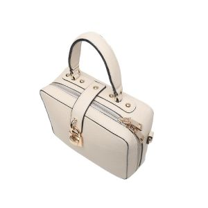 Small Size Front Lock Laconic Fashion Style Women Bag (MBNO041038) pictures & photos