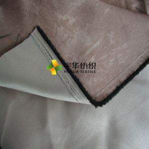 Yuhua Velvet Blackout Curtain Fabrics