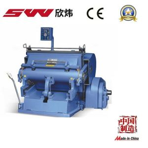 Die Cutting Machine with CE Proved pictures & photos