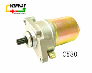 Ww-8829 Motorcycle Parts Starting Motor Cy80 Fits for Honda pictures & photos