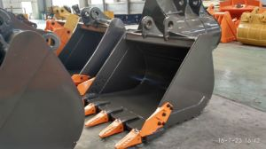 Construction Machinery Parts High Quality Excavator Standard Bucket pictures & photos