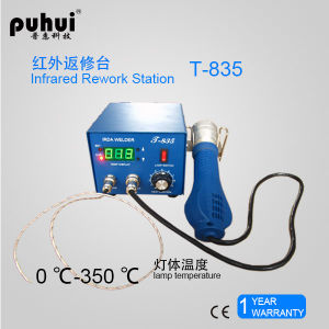 Electric Preheating Plate Oven BGA Rework Station Reballing Machine, LED Repair Station pictures & photos