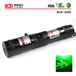High Power Green Laser Beam Torch 200mw (BGP-3998)