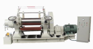 X (S) K-610b Two Roll Mixing Mill/Open Mill for Rubber Machinery