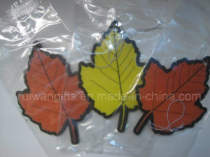 Maple Leaf Hanging Car Paper Air Freshener pictures & photos