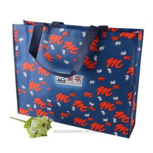 Customized Non Woven Laminated Shopping Bag pictures & photos