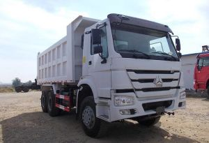 HOWO 6X6 Tipper (3257N3857A) pictures & photos