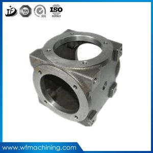 China Metal Products Green Sand Iron Casting with Cast Process pictures & photos