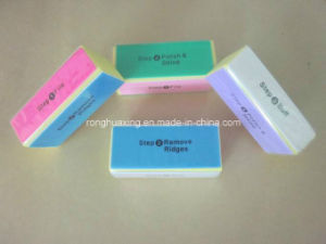 4 Sides Nail Buffer Block Bb-003 pictures & photos