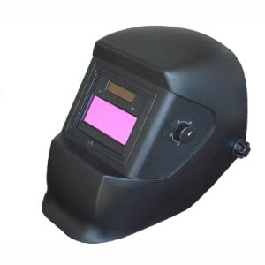 Red Color Fashion Auto Darkening Welding Safety Helmet pictures & photos