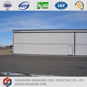 Light Metal Frame Aircraft Hangar pictures & photos