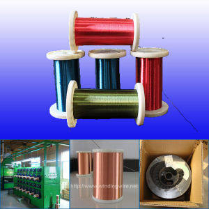 Well Polyester Enamelled Copper Wire