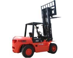 Diesel Forklift with Japanese Engine 5-7T
