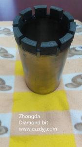 Zd101 Diamond Drilling Core Bit pictures & photos