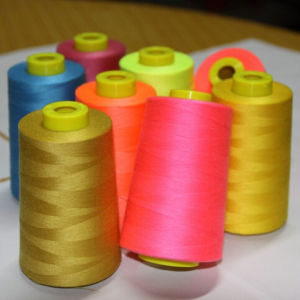 100% Polyester 20/3 Sewing Thread pictures & photos