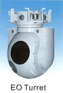 High Sensitivity Eo Turret for Searching, Identifying, Tracking Targets pictures & photos