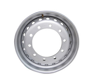 22.5*7.50 Truck Tyre Steel Wheel