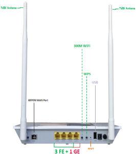 WiFi Gigabit Gepon Epon ONU FTTH Optical Network Unit pictures & photos