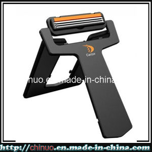 Carzor Card Shaver with Mirror with 3 Blades Ultrathin