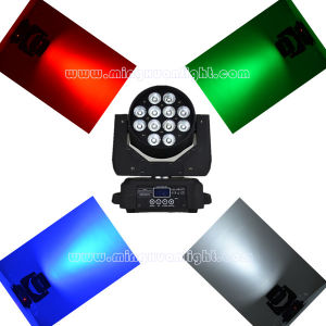 Mini Moving Head LED Wash Light (YS-232) pictures & photos