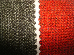 Double Face Colour Thick Needle Knitting Fabric pictures & photos