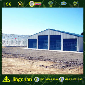 2017 SGS Approved New Design Prefabricated Building Factory pictures & photos