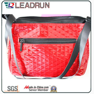 Backpack Nonwoven Shopping Bag Leather Cotton Canvas Hand Shopping Bag (X0740) pictures & photos