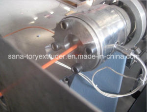 Plastic Extruder Machine/PVC Sealing Strip Profile Extrusion Production Line pictures & photos