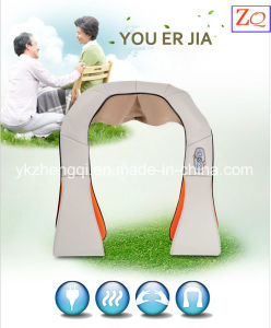 Massager U-Shape Shoulder and Neck Heating Hand Rubbing pictures & photos