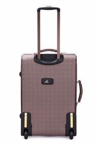 PU Trolley Bag Luggage Trolley Case Suitcase Jb058 pictures & photos