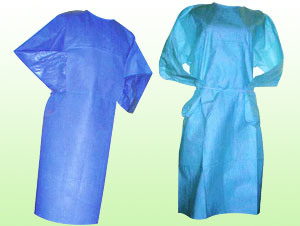 Competitive Hotsale for Disposable PE/PP+PE/CPE/SMS/PP Surgical Gown/Isolation Gown pictures & photos