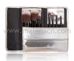 Nylon Hair Makeup Brush Cosmetic Brush (7PCS) pictures & photos