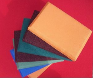 Fabric Covered Acoustic Panel pictures & photos