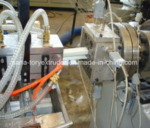 Unbeatable Price PVC WPC Profile Extrusion Machine Line pictures & photos