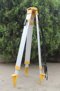 Surveyor Tripod for Total Station Survey (LJA10-Q) pictures & photos