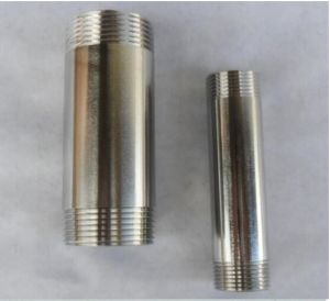 Best Carbon Steel Pipe Fitting Half Coupling/Nipple pictures & photos
