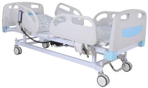 Electric Two Functions Hospital Bed (SK-EB111) pictures & photos
