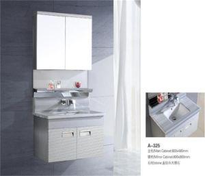 2014 Hot Sale Modern Bathroom Furniture Stainless Steel Bathroom Cabinet