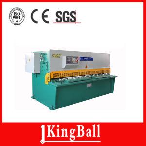 Hydraulic CNC Pendulum Shearing Machine (QC12K-12X4000) pictures & photos
