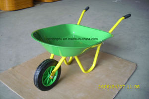 Single Wheel/Double Wheel Barrow pictures & photos
